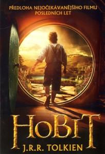 J.R.R. Tolkien: Hobit aneb Cesta tam a zase zpátky (obálka knihy)