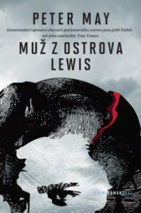 Peter May: Muž z ostrova Lewis (obálka knihy)
