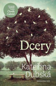 Kateřina Dubská: Dcery (obálka knihy)