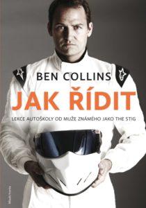 Ben Collins: Jak řídit (obálka knihy)